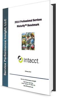 Professional Services Benchmark Survey for 2014