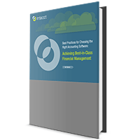 eBook: Best Practices for Choosing Accounting Software