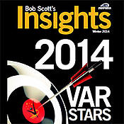 AcctTwo Named to 2014 VAR Stars