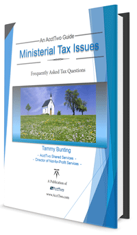 eBook: Ministerial Tax Issues