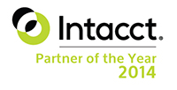 AcctTwo is Intacct's 2014 Partner of the Year