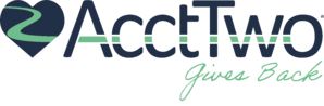 AcctTwo Gives Back draft