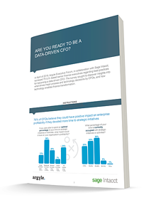 Are You Ready to Be a Data-Driven CFO cover