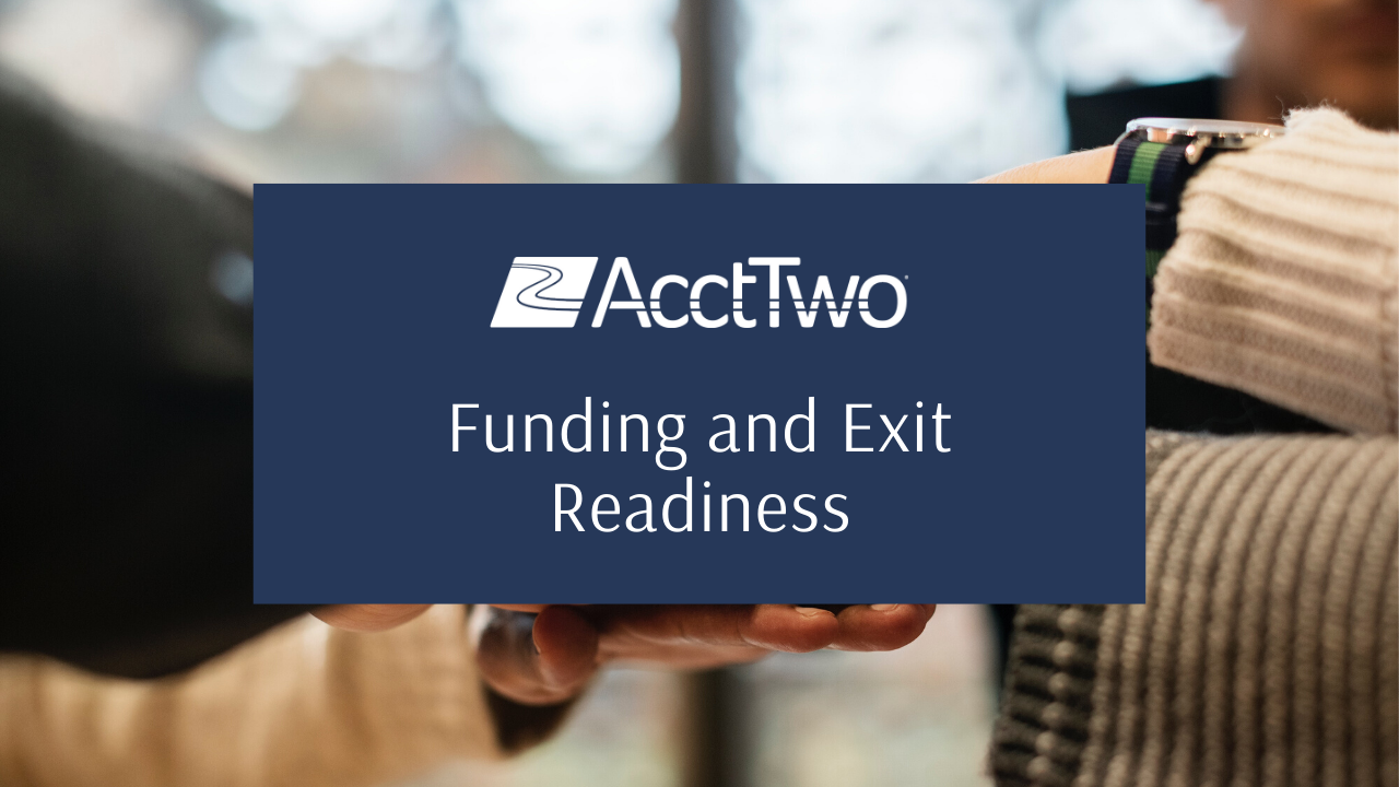 Funding and Exit Readiness