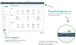 Highlights of Intacct's most recent release.
