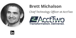 Brett Michalson - CTO - AcctTwo - ERP Cloud Accounting - SaaS Accounting Software