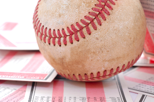 The relationship between baseball and accounting is not immediately obvious until you consider how detail-oriented both are.