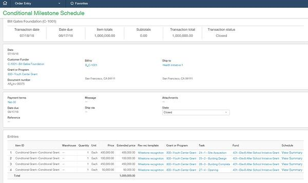 In Release 4, you can manage inventory across multiple locations and warehouses while using Inventory Replenishment to automate reorder policies by inventory levels and even the time of year.