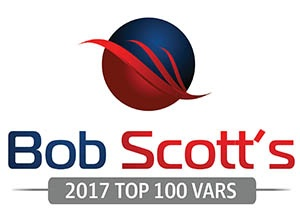 AcctTwo Named to Bob Scott's Top 100 VARs List for 2017