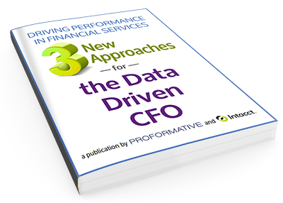 3 New Approaches for the Data Driven CFO
