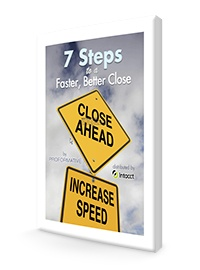 White Paper: 7 Steps to a Faster, Better Close