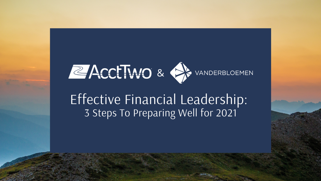 How to Plan Well for 2021 to Avoid Church Financial Problems