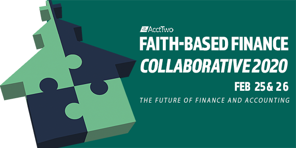 AcctTwo to Host Fifth Faith-Based Finance Collaborative Conference