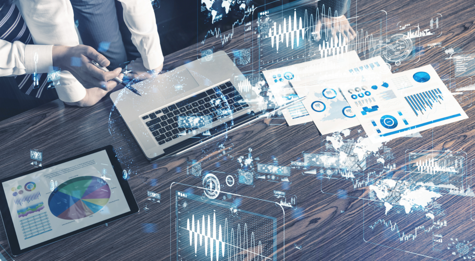 Digital Transformation Examples: How CFOs Can Improve Performance