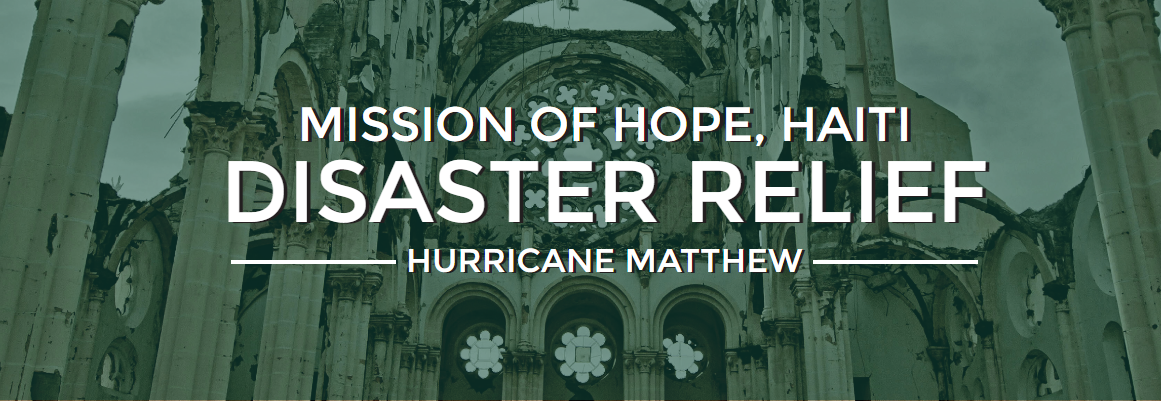 Please Help Mission of Hope Haiti with Hurricane Relief