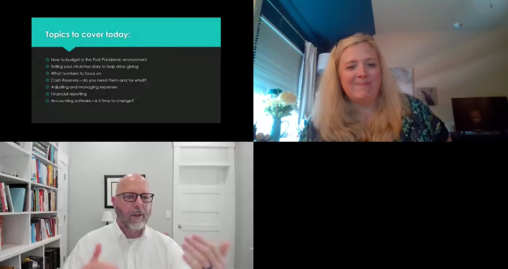 AcctTwo's Head of Nonprofit, Allison Webb, Guests on MinistryPlatform's User Group