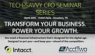 Tech-Savvy CFO: Agility, Scalability, and Future-proofing