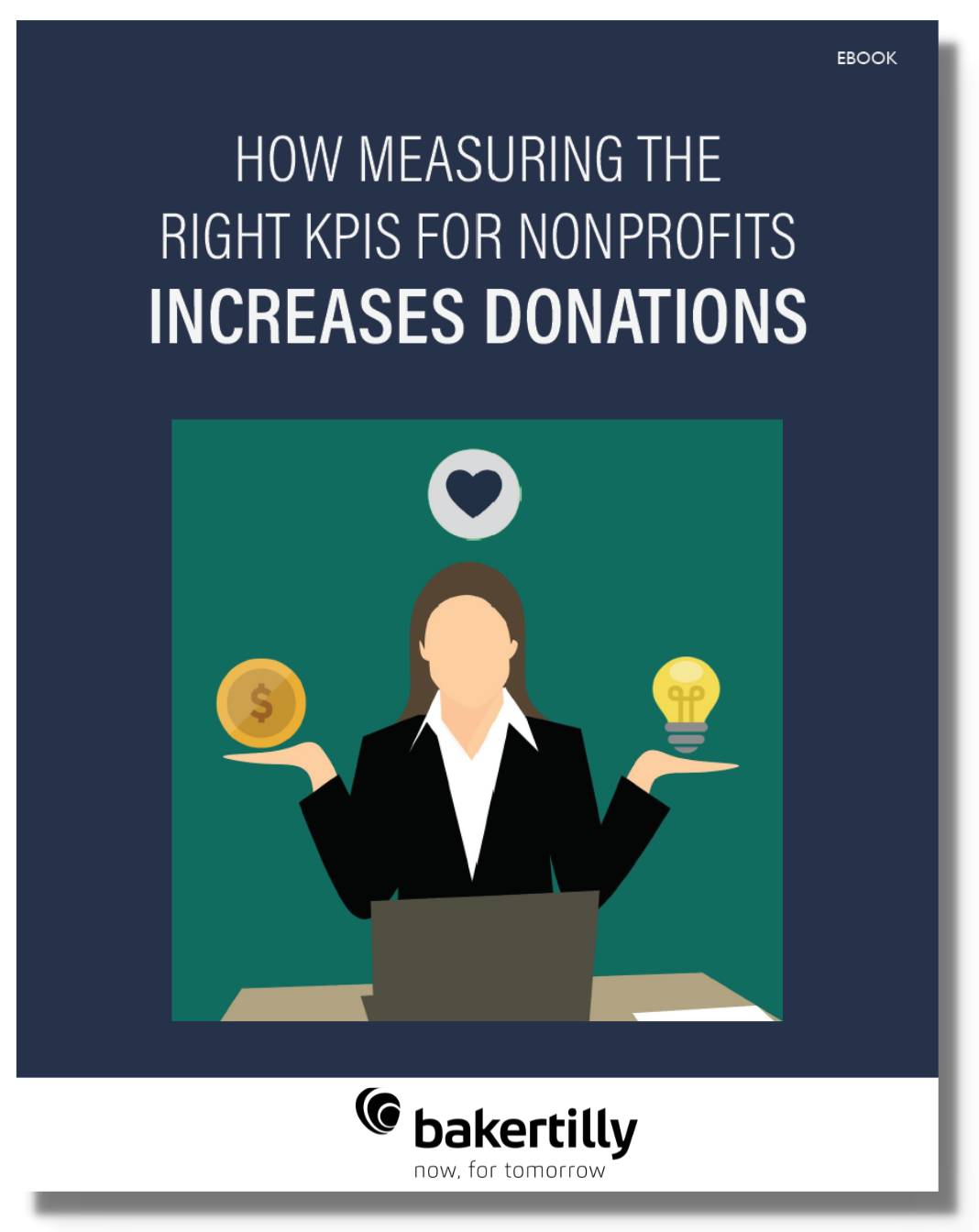 New eBook Details the Impact Report Nonprofit Donors Expect to See