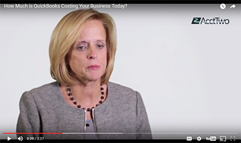 Video: How Much is QuickBooks Costing Your Business Today?